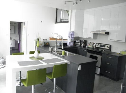 les cuisines joannis pour des armoires de cuisine faites